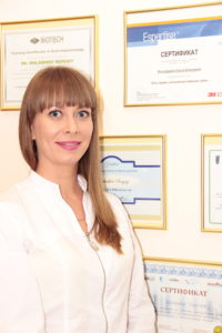 Белогорцева Ольга Алексеевна